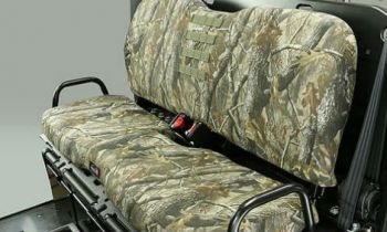 Terrific John Deere Gator Utility Vehicle Attachments Rear Bench Seat Machost Co Dining Chair Design Ideas Machostcouk