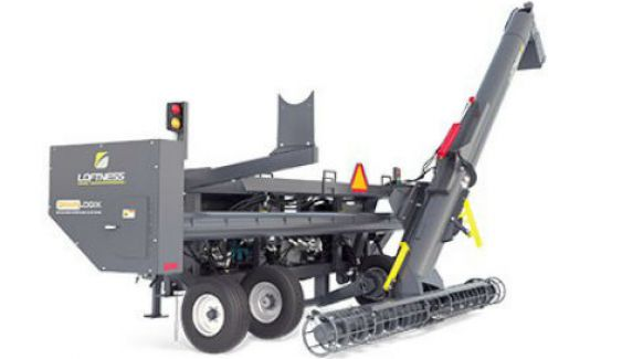 Loftness 12-Foot System Bag Unloader » John Deere dealer in